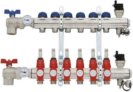 Impianti riscaldamento a pavimento vegliach termotecniche for Tipi di riscaldamento
